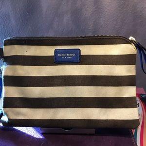 Henri Bendel large cosmetic bag